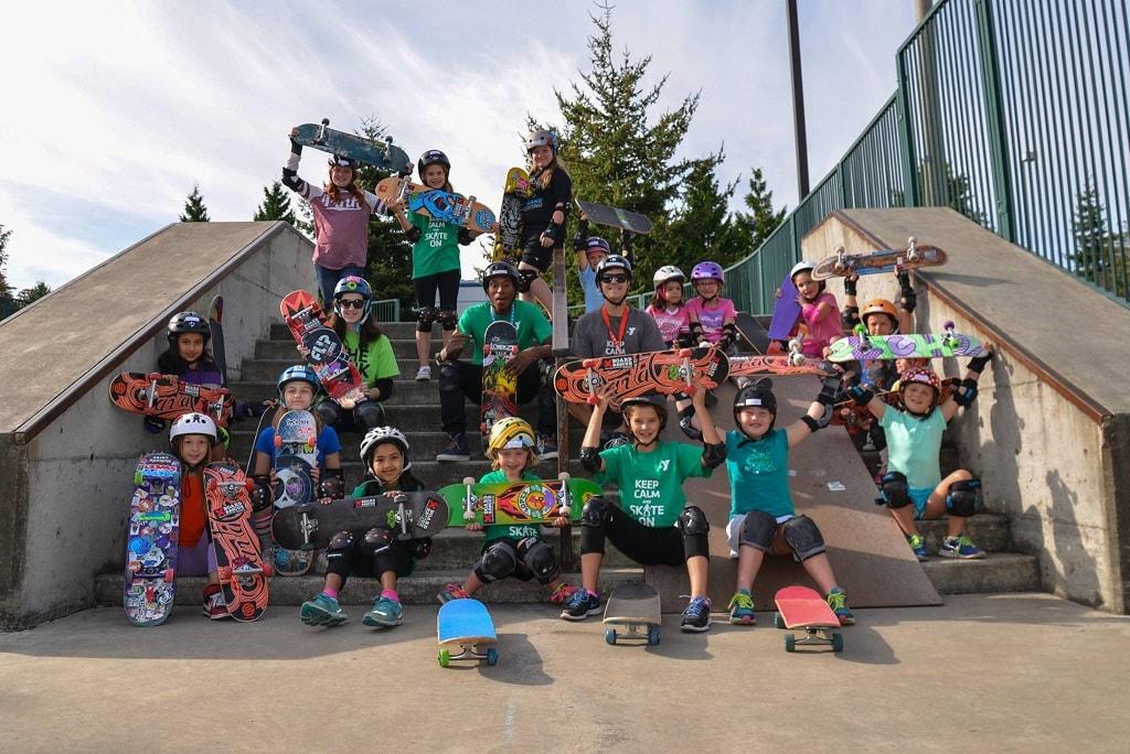 Skate & Skooter Camp